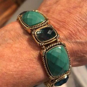 NWT Beautiful Stretch Bracelet.